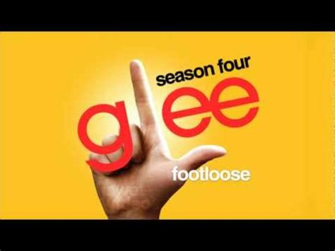 testo footloose footloose glee cast musica e