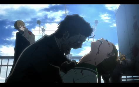 High School Of The Dead Episode 1 Anime Reviewers Weekly