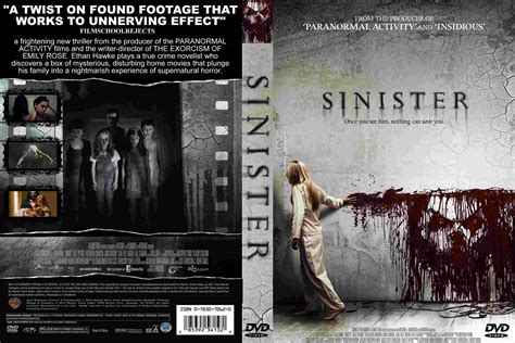 How To Cover An by Covers Box Sk Sinister High Quality Dvd Blueray