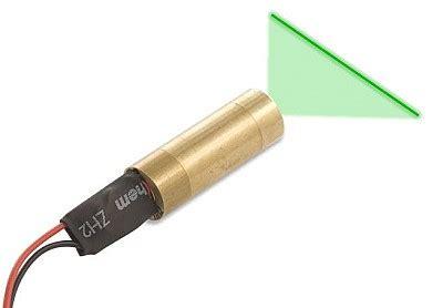 laser diode module line generator compact green laser module with line generator gm cw02l