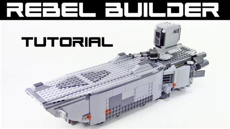 Lego Pesawat Transport Prajuritdari Wars 75103 lego wars order transporter modifications