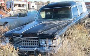 Cadillac Fleetwood Hearse Restorable Cadillac Classic Project Cars For Sale 1955 87