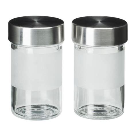 Small Glass Containers For Spices Droppar Spice Jar Ikea