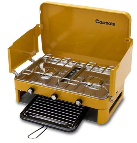 12 Cooktop Gasmate 2 Burner Gas Stove With Griller Snowys Outdoors