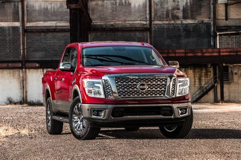 titan nissan 2017 all 2017 nissan titan separate chassis from the titan