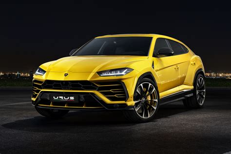 Lamborghini New by Lamborghini Urus 2018 Suv Everything You Need To Know