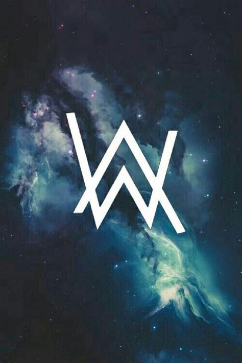 alan walker logo vector alan walker wallpaper alan walker pinterest planos