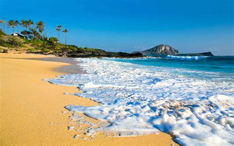 immagini da sogno hawaii le spiagge da non perdere per un relax da sogno