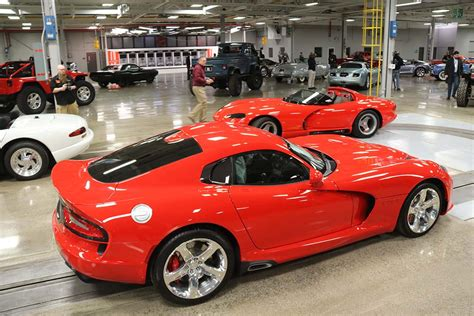 The Last Dodge Viper by Back From The Dead Chrysler Finds New Use For Viper