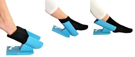 sock aid for seniors easy on sock aid helps seniors put their socks on
