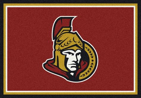 Ottawa Area Rugs 30 Best Images About Nhl Area Rugs On Pinterest