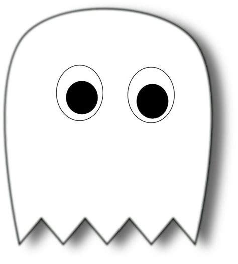 pacman ghost coloring page pac man coloring page google search video game party