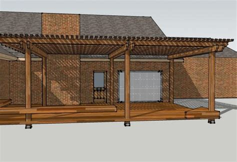 do it yourself pergola pergola design doityourself community forums