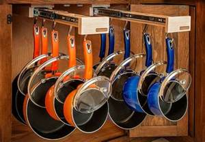 kitchen storage ideas for pots and pans buy or diy 8 clever solutions for storing pots and pans