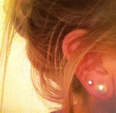 best 25 second piercing ideas on cartilage