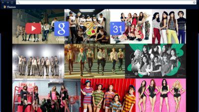 google theme exid exid chrome themes themebeta