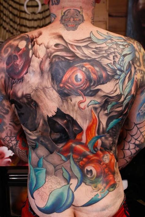 andy farley back tattoo video 1000 images about tattooed backs on pinterest ink back