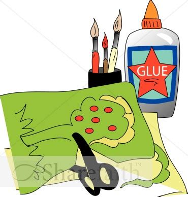 Arts And Crafts Clip by Arts And Crafts Clipart Clipground
