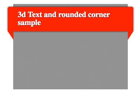 making rectangle css html how to create 3d ribbon box in css stack overflow