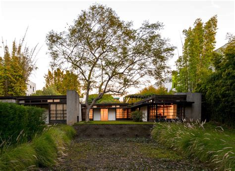 Modern Residential Home Design by Ad Classics Kings Road House Rudolf Schindler Archdaily