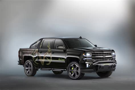 chevy trucks 2016 chevy silverado realtree concept gm authority