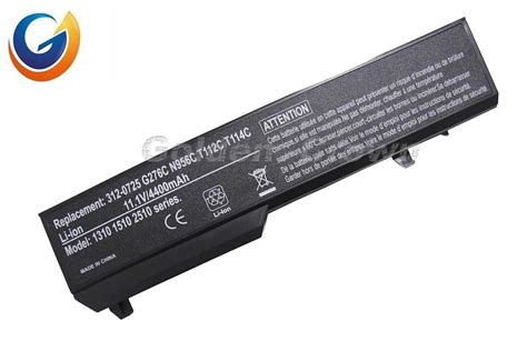 Charger Laptop Dell Vostro 1310 china laptop battery for dell vostro 1310 1320 1520 n950c china battery for dell vostro 1310