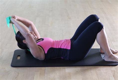 pilates for beginners in pictures for abs toning and more
