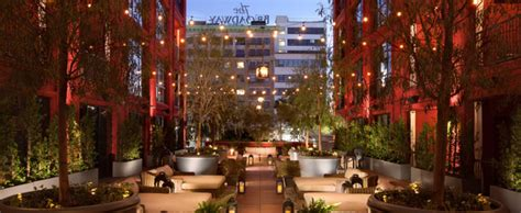 best wedding hotels in los angeles best hotel bars in los angeles 171 cbs los angeles