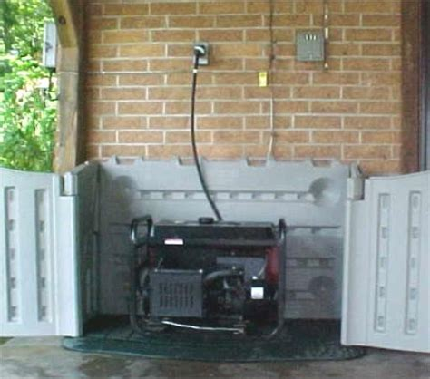 78 images about generator enclosure on