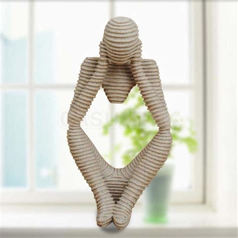 home sculptures modern sandstone statue art sculpture figurine home table