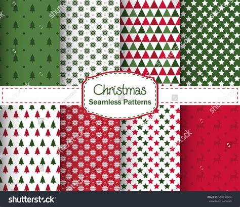pattern merry christmas christmas seamless patterns vector seamless pattern stock