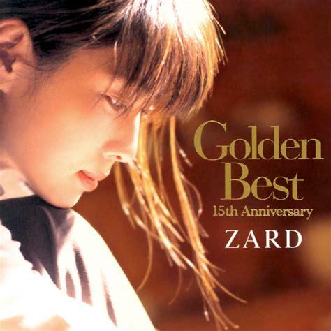 art work japan zard golden best 15th anniversary