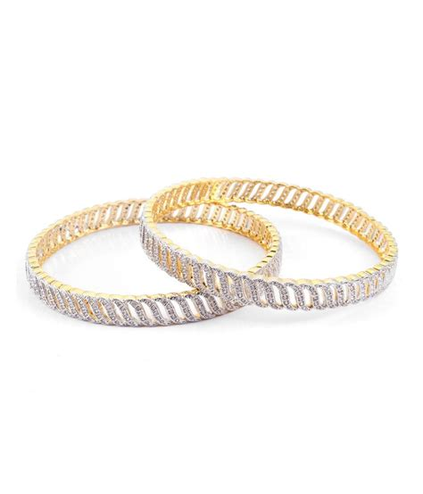 pattern of gold bangles affinity charming gold plated s pattern bangles buy