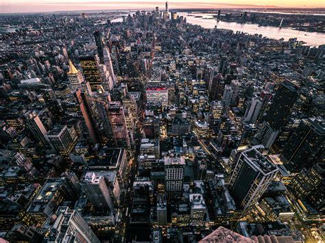 New City Top wallpaper new york usa city top view hd widescreen