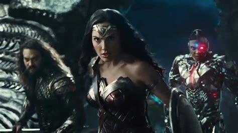 film justice league pertama trailer du film justice league justice league bande