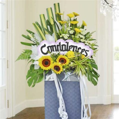 Sympathy Flowers Delivery by Sympathy Flowers Sympathy Flowers Delivery Singapore