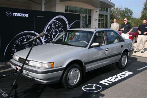 alfred morris mazda great car story alfred morris 1991 mazda 626