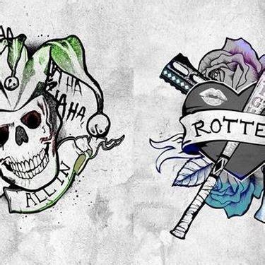 mad joker tattoo designs collection of 25 joker and harley quinn tattoo design
