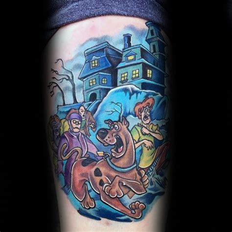 how long after a tattoo can you swim scooby doo tattoos collections