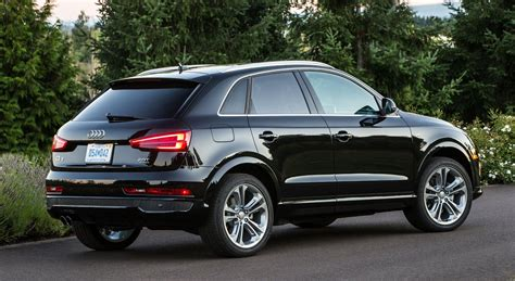 Build An Audi Q3 by Four Top Choices For Best Family Suv