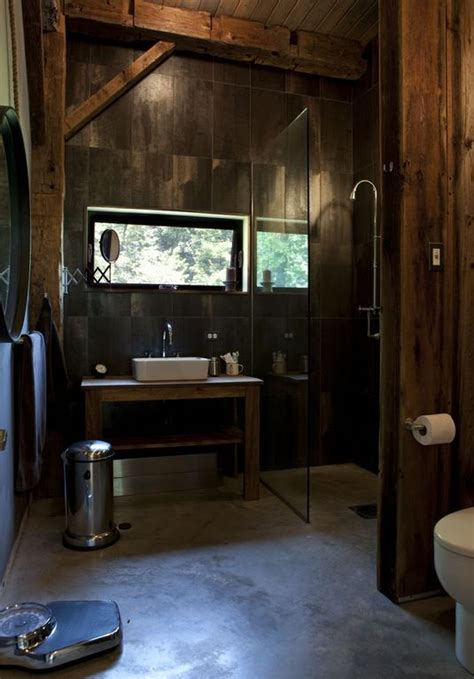 Barn Bathroom Ideas by 44 Rustic Barn Bathroom Design Ideas Digsdigs
