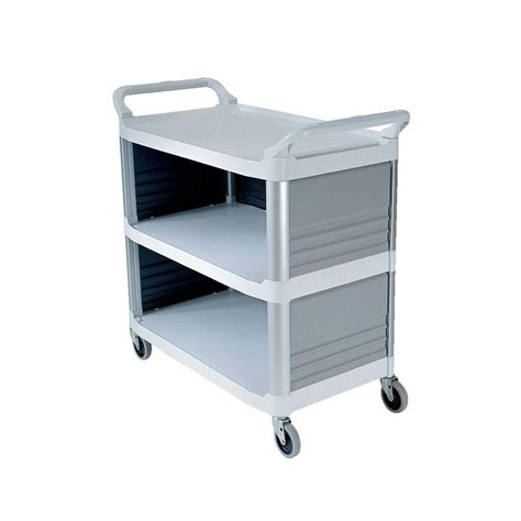 home decorators collection becker 4 drawer metal cart in