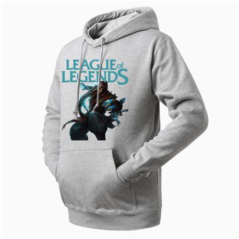 Hoodie Abu League Of Legends 01 league of legends lol galen logo fashion hoodie by