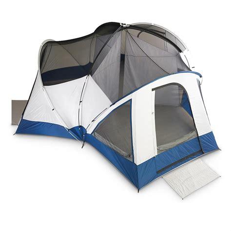 Kelty Awning Ridgeway By Kelty Skyliner 14 Person Cabin Tent Cabin