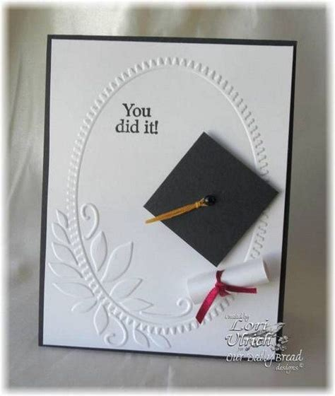 Handmade Graduation Gifts - 57 best images about graduation cards on