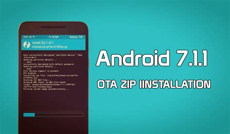 7 zip for android install android 7 1 1 ota on nexus 5x nexus 6p and pixel c