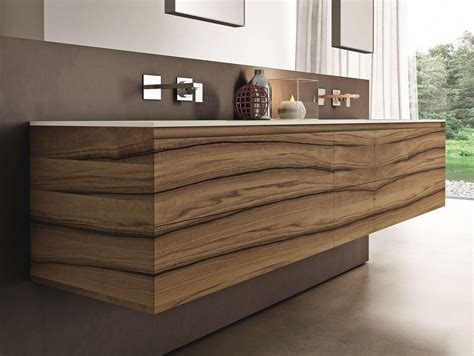 CUBIK Wall mounted vanity unit by IdeaGroup
