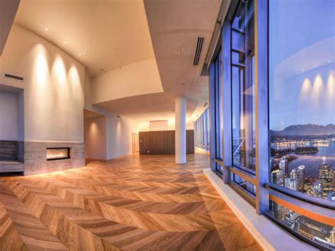 Shangri La Vancouver Floors by 61st Floor Shangri La Hotel Vancouver Penthouse For Sale