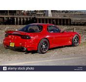 1992 Mazda RX7 Modified And Tuned Japanese Sports Car