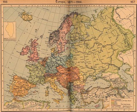 europe map 1914 history 464 europe since 1914 unlv